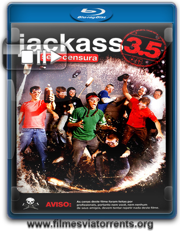 Jackass 3.5 Torrent - BluRay Rip 720p Legendado (2011)