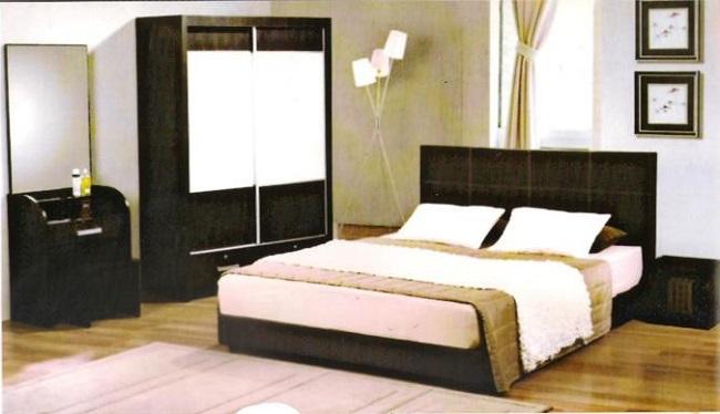 Set Bilik Tidur Baru Rm699