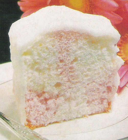 White Coffee Chiffon Cake Recipe