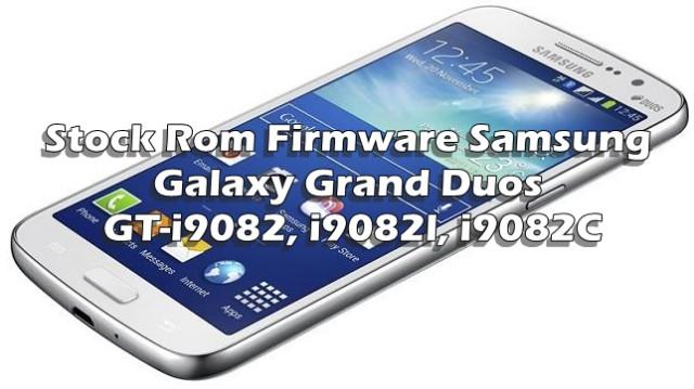 Driver 19082 gt galaxy duos samsung grand