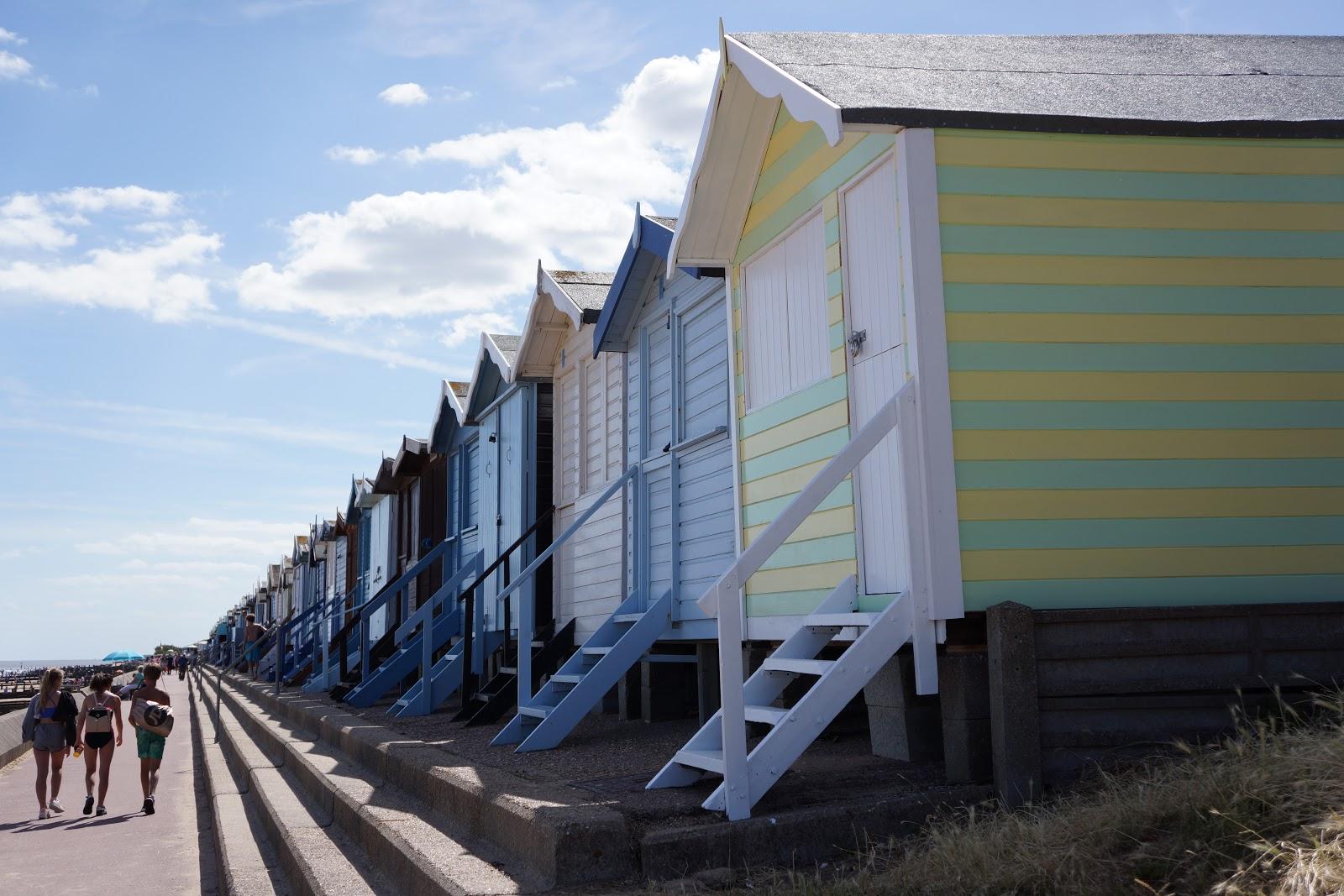frinton on sea beach huts