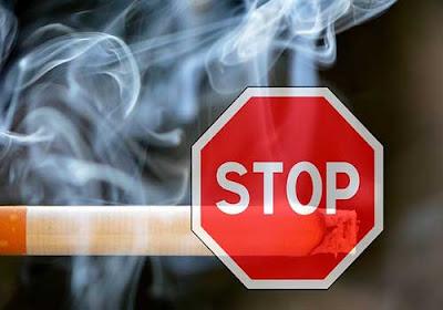 Berhentilah Merokok Sekarang Juga