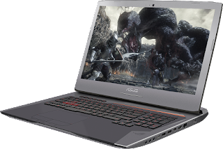 Review Asus ROG G752VS Mesin Gaming Bertenaga Super