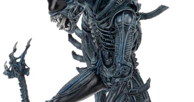 """NECA unveils the spectacular """"Aliens series 10"""" at full  """"Gorilla Alien"""" 8dcb0b52959"""