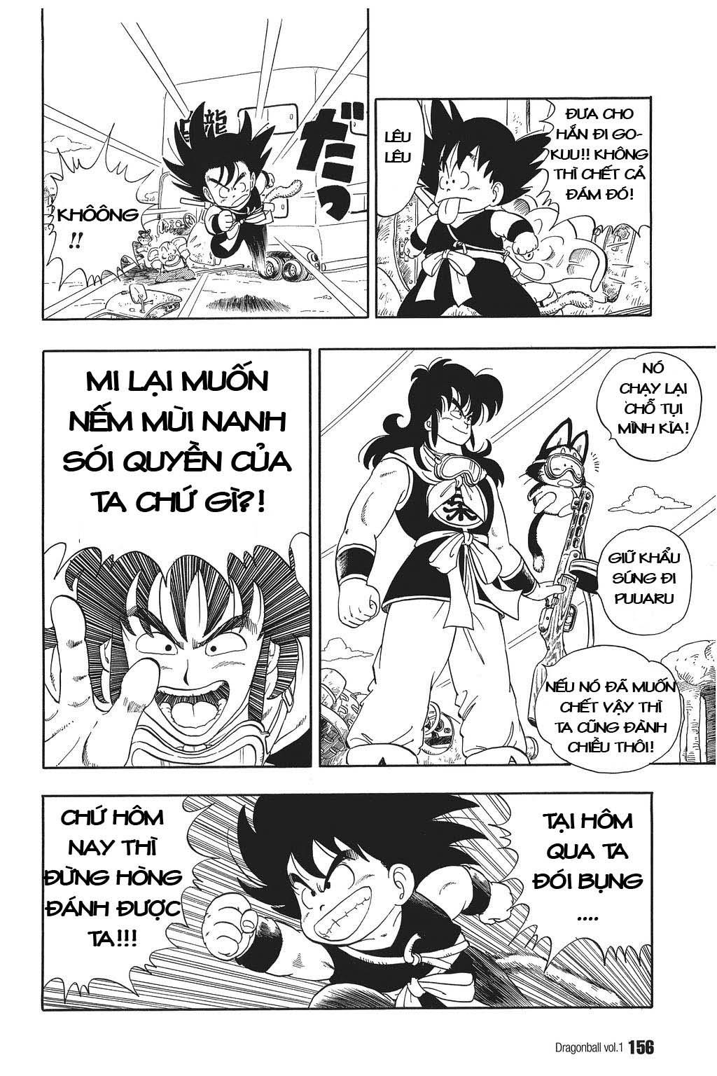 Dragon Ball chap 10 trang 10