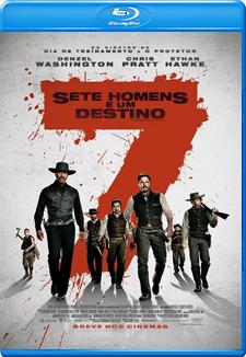 Baixar Sete Homens e um Destino 720p e 1080p Dublado Grátis