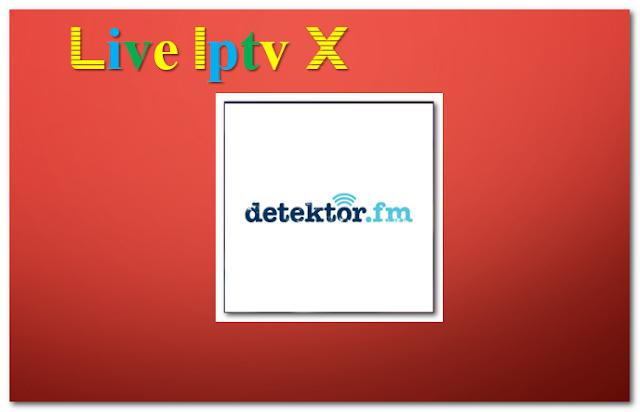detektor.fm music addon