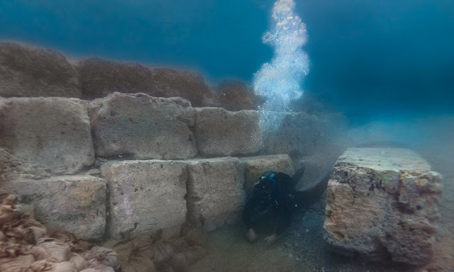 Results of this year's research at the ancient harbour of Lechaion