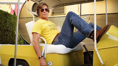 Brad Pitt Role Once Upon a Time in Hollywood