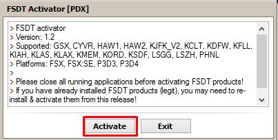 GSX CRACK - YENİ [FSX + P3D + V4]