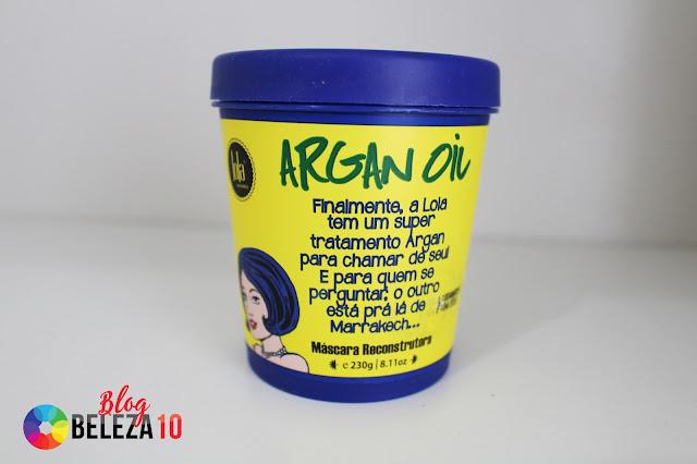 Máscara-Reconstrutora-Argan-Oil-Cabelos-Limpos-Lola-Cosmetics