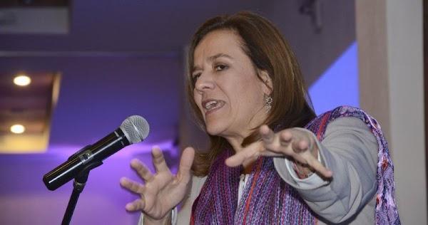 Soy la única que puede ganarle al corrupto de López Obrador: Margarita Zavala