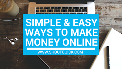 Top 10 ways to make money On line and Offline Easily