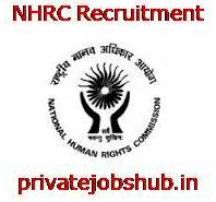 NHRC Recruitment