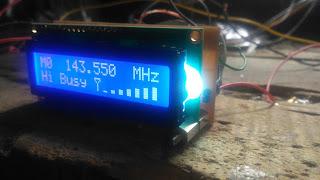 Pll tc9122 digital kontrol