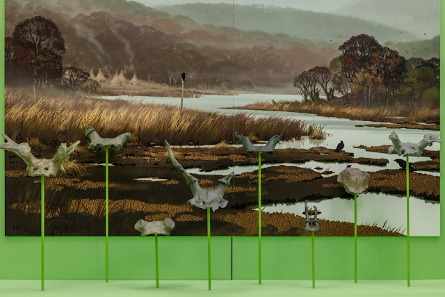 'A Survival Story – Prehistoric Life at Star Carr' at Cambridge University's Museum of Archaeology and Anthropology