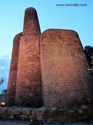 Maiden Tower baku