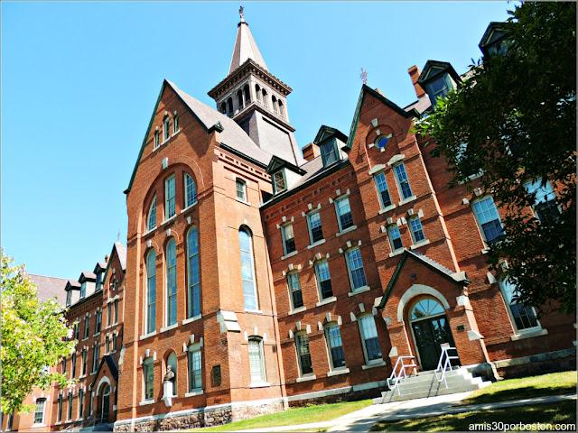 Old Mill en la Universidad de Vermont, Burlington
