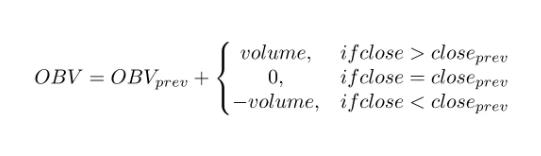 obv formula