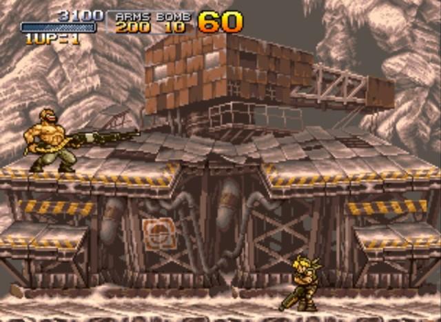 Metal Slug Collection PC Games Gameplay