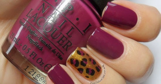 Nail Stories Opi Casino Royale James Bond 007 Skyfall Collection 2012