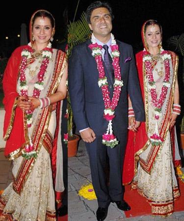 Bollywood Brides And Their Stunning Wedding Day Look ...  Bollywood Bride...