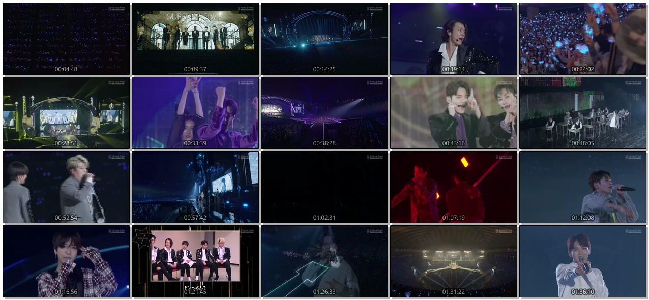 TV-Music] Super Junior - SUPER JUNIOR WORLD TOUR