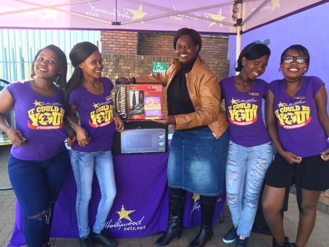 #YesWena May Winner - Mpumalanga - Virginia Mokoena - Hollywoodbets