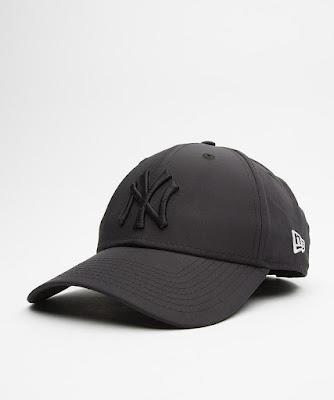 New Era Premium Sport Nylon NY Cap