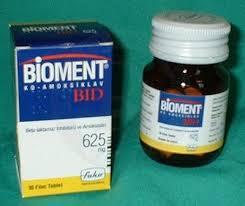 BIOMENT BID 625 mg Tablet