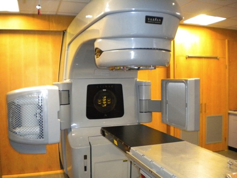 Health minister inspects cancer treatment machine in Abuja