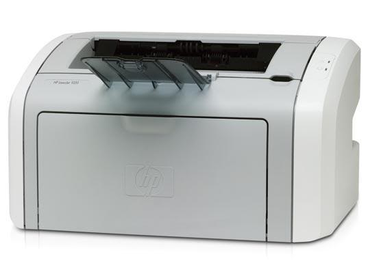 Installing HP LaserJet 1010 printer driver on Windows 10