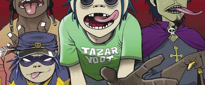 Gorillaz revela el título y la fecha de su nuevo álbum