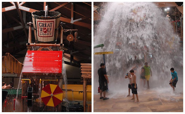 Turning 11 was a Splashing Good Time at Great Wolf Lodge