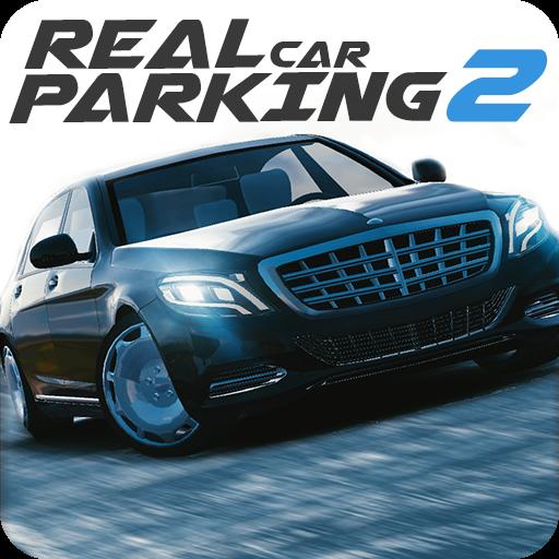 تحميل لعبة Real Car Parking 2: Driving School 2018 v2.01 مهكرة وكاملة للاندرويد أموال لا نهاية