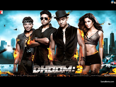 Dhoom 3 review