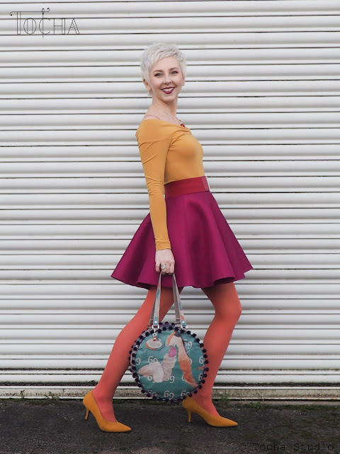 Kamasutra, Justyna Anna Smółka, Washpapa, vegan leather, washable paper, kraft-tex, artist, women artists, art meets fashion, handbag, vegan, vegan handbag, eco fashion, slow fashion,