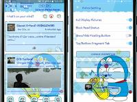 BBM Mod Doraemon Theme Full Fitur v3.2.2.8 Apk