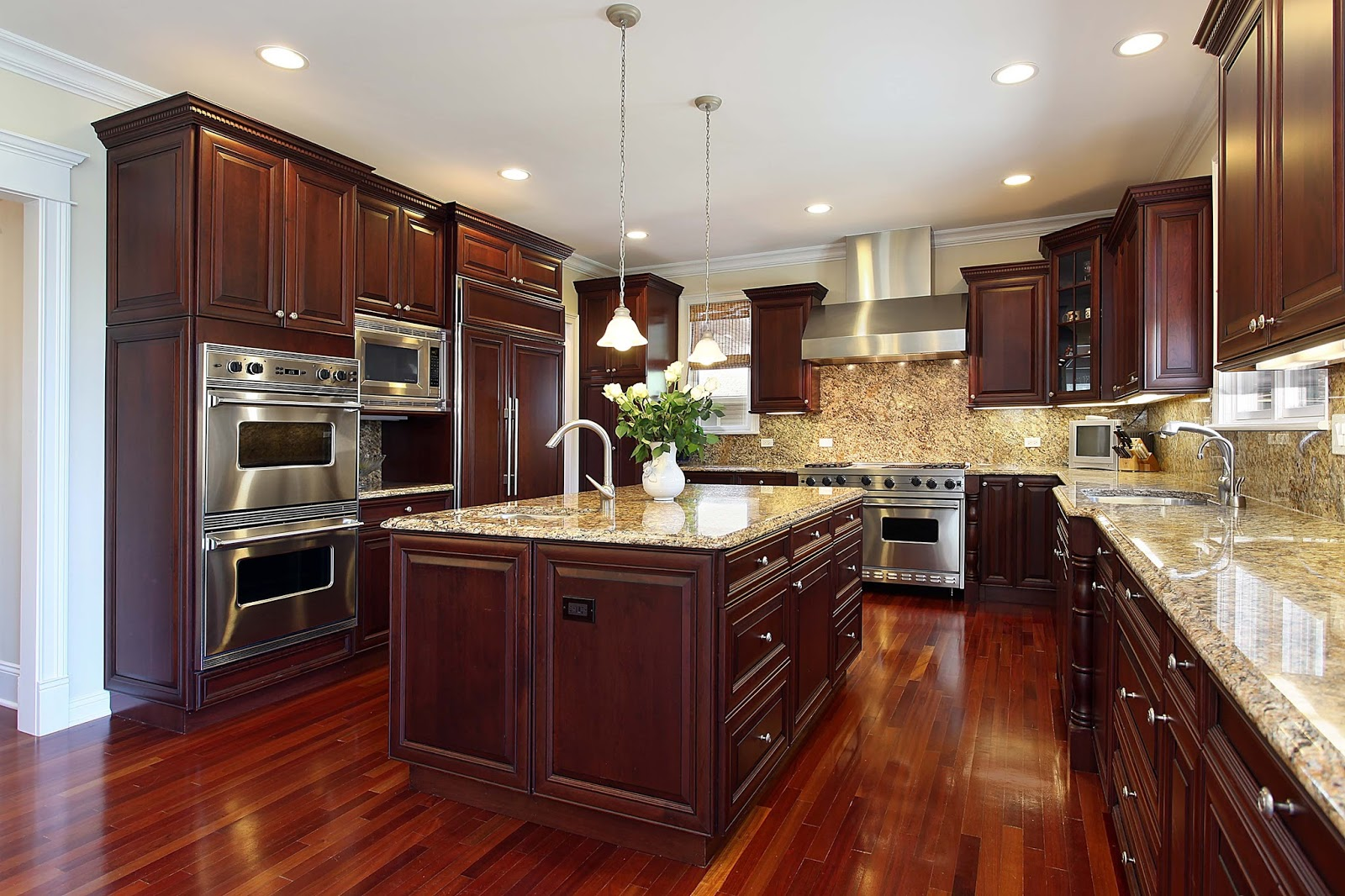 Modern Dark Brown Cabinets Ideas to Inspire Your Kitchen ...