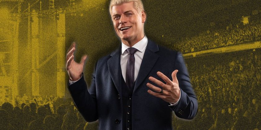 "Cody Rhodes Responds To Triple H's ""Piss-Ant"" Comment About AEW, References CM Punk"