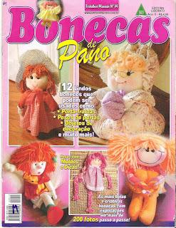 Bonecas de Pano Nro. 14