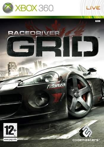 Race Driver Grid XBOX 360 Full Español Descargar