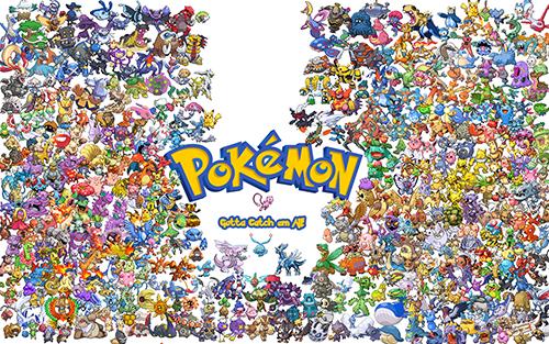 Pokémon 1ª a 4ª Temporada Torrent - TVRip