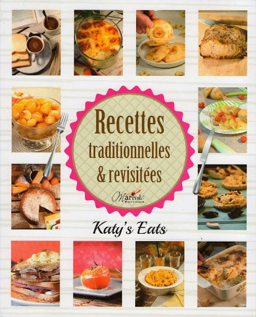 livre Recettes Traditionnelles et Revisitées, Concours