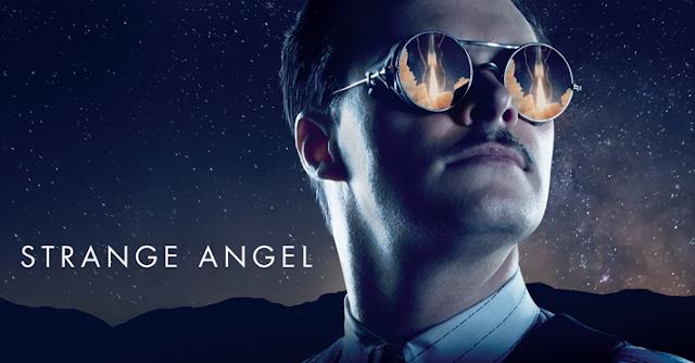STRANGE ANGEL - Poster