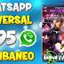 GBWhatsApp v6.95 Apk [Anti-Ban/No Root] Instala 3 WhatsApp Plus En Tu Android
