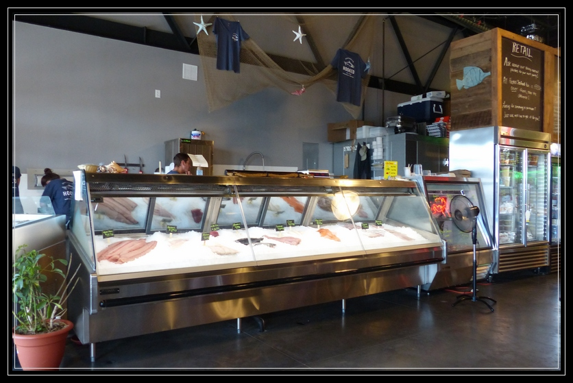 Hooked Seafood Market