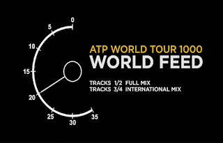 ATP World Tour Rolex Paris Biss Key Eutelsat 7A/7B 29 October 2018