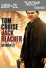 Jack Reacher: Sin regreso (2016) WEB-DL 720p