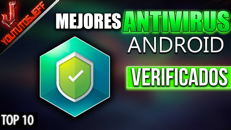 TOP 10 Mejores Antivirus Android 2017 | Verificados